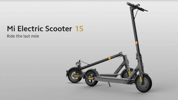 Offerta Xiaomi Mi Scooter 1S a 376€, Miglior Monopattino Elettrico Economico