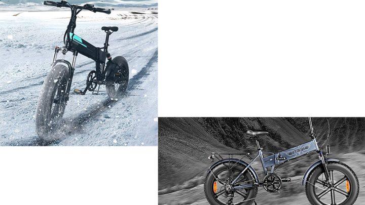 Le Migliori 2 Fat Bike Elettriche Cinesi del 2021: ENGWE EP-2 e FIIDO M1