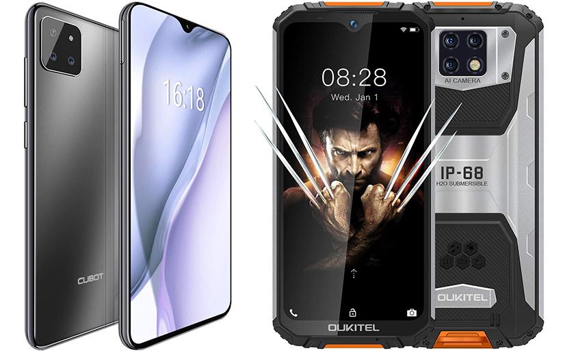 Migliori 2 Smartphone Cinesi 2021: Cubot X20 Pro e OUKITEL WP6, Smartphone Android