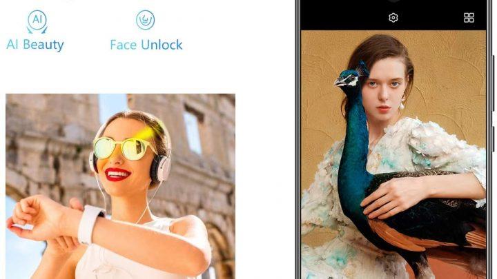 Offerta CUBOT P40 a 121,99€ Smartphone Cinese da 20 MP Fotocamera
