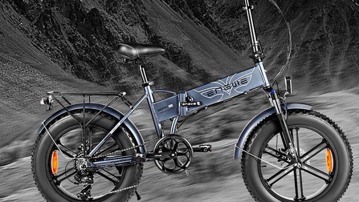 Pro e Contro: ENGWE EP-2 la Fat Bike Elettrica 2021 che tutti Desiderano