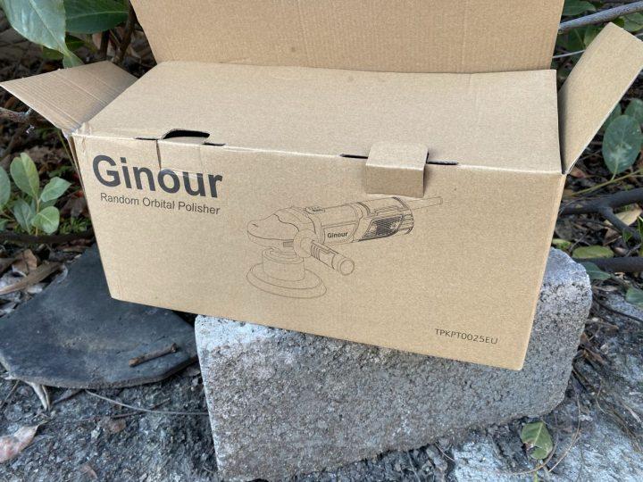 Recensione-Lucidatrice-Auto-Ginour-10-720x540 Recensione Lucidatrice Auto Ginour TPK-PT009