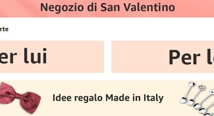 Offerte Regali San Valentino 2021: Idee Regalo Per Lui e Lei