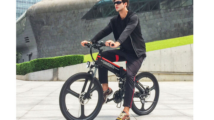 Offerta Samebike LO26 a 718€, miglior Offerta Bici Elettrica Cinese 2021