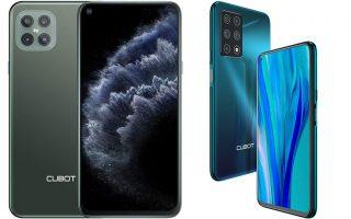 migliori-2-Smartphone-Cubot-del-2021-320x200 Recensione CUBOT Note 20 Pro, Miglior Smartphone Cinese