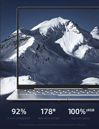 Offerta-DERE-V14s-a-342E-3 Offerta DERE V14s a 342€, Ultrabook Economico 2021 da 12GB di ram