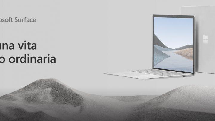 Offerta Microsoft Surface 3 a 999€! Miglior ultrabook per Lavoro