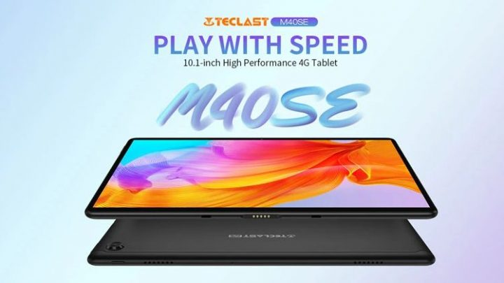 Offerta Teclast M40SE a 125€, Tablet 2021 Economico Teclast