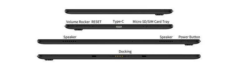 Offerta-Teclast-M40SE-3 Offerta Teclast M40SE a 125€, Tablet 2021 Economico Teclast