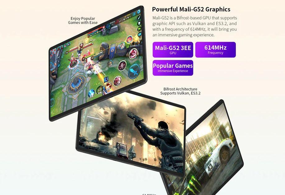 Offerta-Teclast-M40SE-5 Offerta Teclast M40SE a 125€, Tablet 2021 Economico Teclast