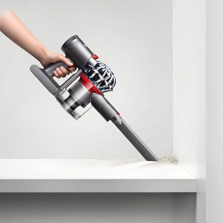 Dyson-V-Trigger-Miglior-aspirapolvere-portatile-4-720x720 Dyson V Trigger: Miglior aspirapolvere portatile per Auto e Casa
