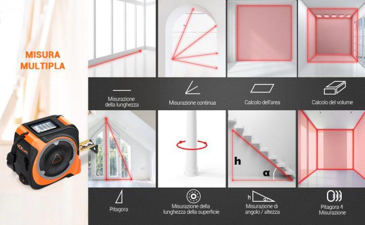 Miglior-Metro-Laser-Con-Display-3-720x445 Miglior Metro Laser Con Display 3 in 1: TACKLIFE TM-L02