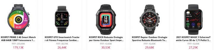 Migliori-5-Smartwatch-Kospet-2021-2-720x168 Migliori 5 Smartwatch Kospet 2021: Smartwatch Economici di Qualità