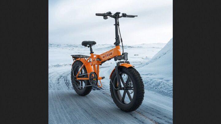 Offerta 2021 ENGWE EP-2 Pro 750W a 880€: la fat bike elettrica da comprare!
