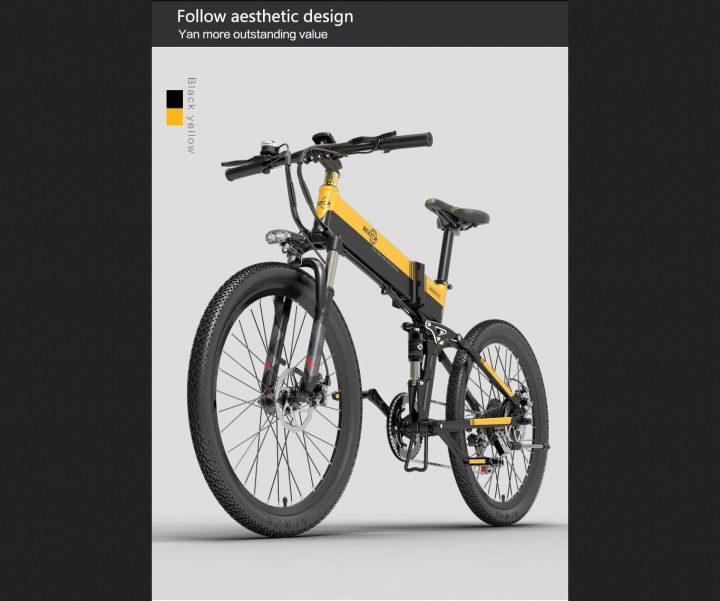 Offerta-Bezior-X500-Pro-1-720x601 Offerta Bezior X500 Pro a 812€, Bici Elettrica da 500W Economica