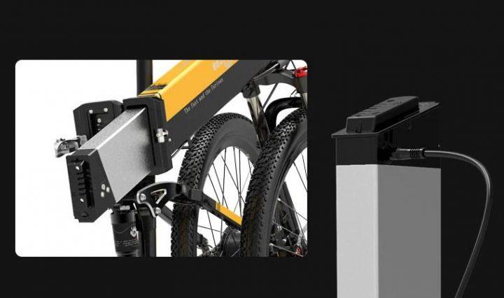 Offerta-Bezior-X500-Pro-3-720x426 Offerta Bezior X500 Pro a 812€, Bici Elettrica da 500W Economica