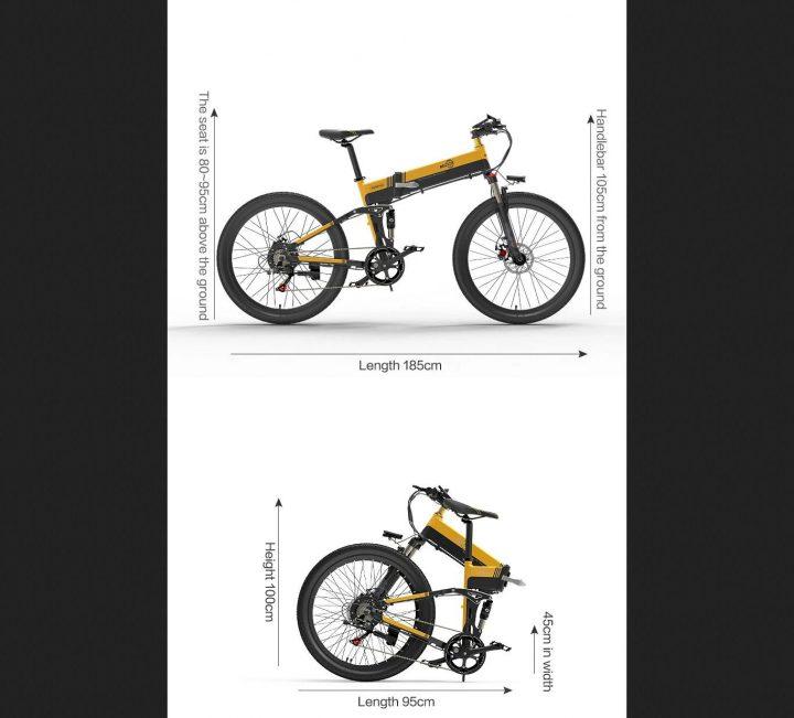 Offerta-Bezior-X500-Pro-6-720x651 Offerta Bezior X500 Pro a 812€, Bici Elettrica da 500W Economica