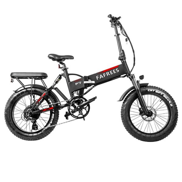 Offerta FAFREES F7 Plus: Miglior Fat Bike Elettrica 750W