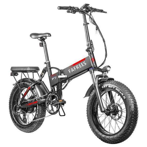 Offerta-FAFREES-F7-Plus-Miglior-Fat-Bike-Elettrica-2 Offerta FAFREES F7 Plus: Miglior Fat Bike Elettrica 750W