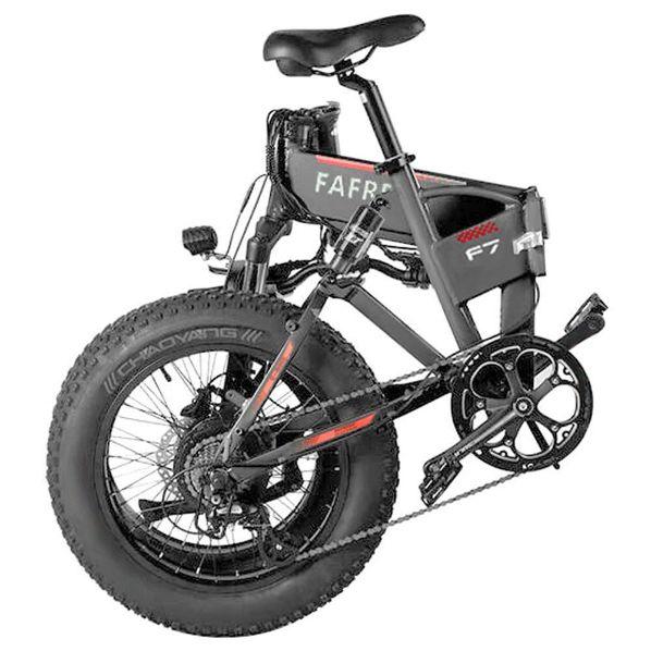 Offerta-FAFREES-F7-Plus-Miglior-Fat-Bike-Elettrica-3 Offerta FAFREES F7 Plus: Miglior Fat Bike Elettrica 750W