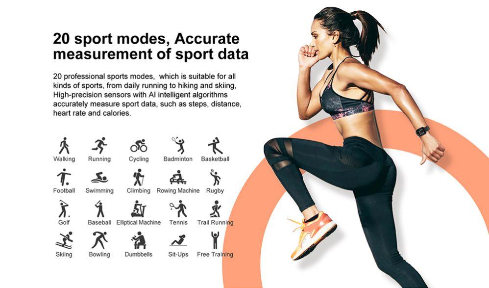 Offerta-KOSPET-MAGIC-3-6 Offerta KOSPET MAGIC 3 a 30€, SmartWatch Sportivo Economico 2021