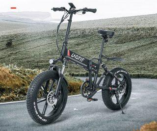 Offerta-LAOTIE-FT5-a-810E-1-320x267 Le migliori Fat Bike Elettriche Cinesi 2021: e-Bike per Montagna