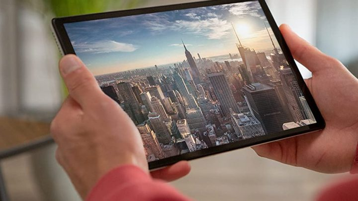 Offerta Lenovo Tab M10 HD a 159€, Tablet per Studiare