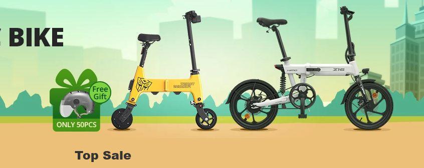 Offerta Migliori 3 Bici Elettriche Xiaomi Aprile 2021: Ebike economiche
