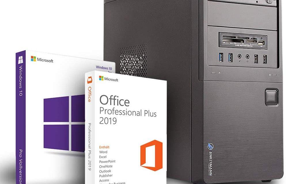I migliori PC Desktop per studenti e professionisti 2021