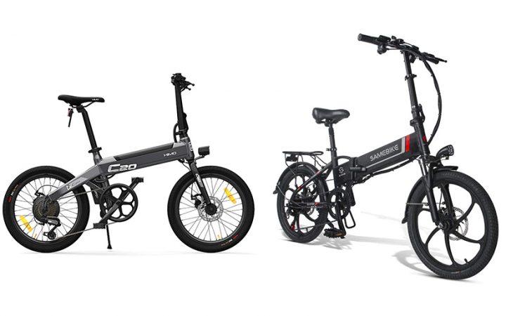 migliori-2-Bici-elettriche-da-20-pollici-1-720x450 Le migliori 2 Bici elettriche da 20 pollici: Samebike 20LVXD30 e Xiaomi HIMO C20
