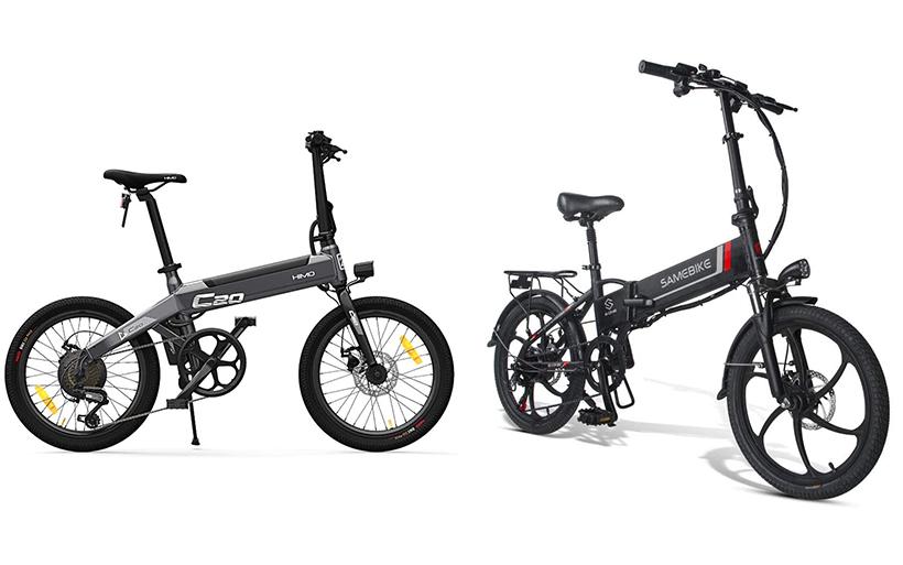 Le migliori 2 Bici elettriche da 20 pollici: Samebike 20LVXD30 e Xiaomi HIMO C20