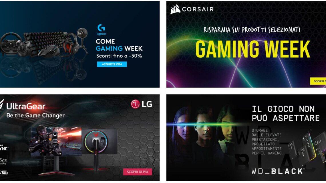 Amazon Gaming Week Maggio 2021: tutte le offerte per il gaming estivo