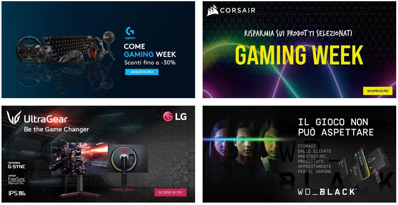 Amazon-Gaming-Week-Maggio-2021 Guida all'uso di cavi VGA, DVI, HDMI e Displayport