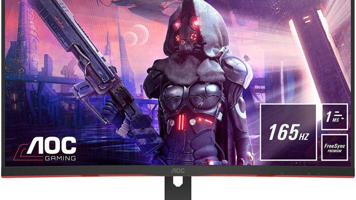 Miglior Monitor Gaming curvo di Fascia Media: AOC CQ32G2SE