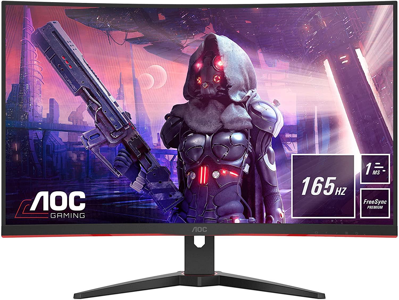 Monitor-Gaming-curvo-di-Fascia-Media-AOC-CQ32G2SE-1 Guida all'uso di cavi VGA, DVI, HDMI e Displayport
