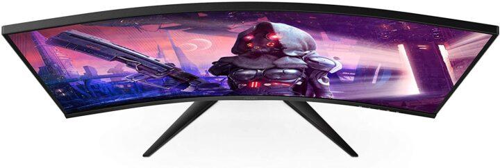 Monitor-Gaming-curvo-di-Fascia-Media-AOC-CQ32G2SE-2-720x242 Miglior Monitor Gaming curvo di Fascia Media: AOC CQ32G2SE