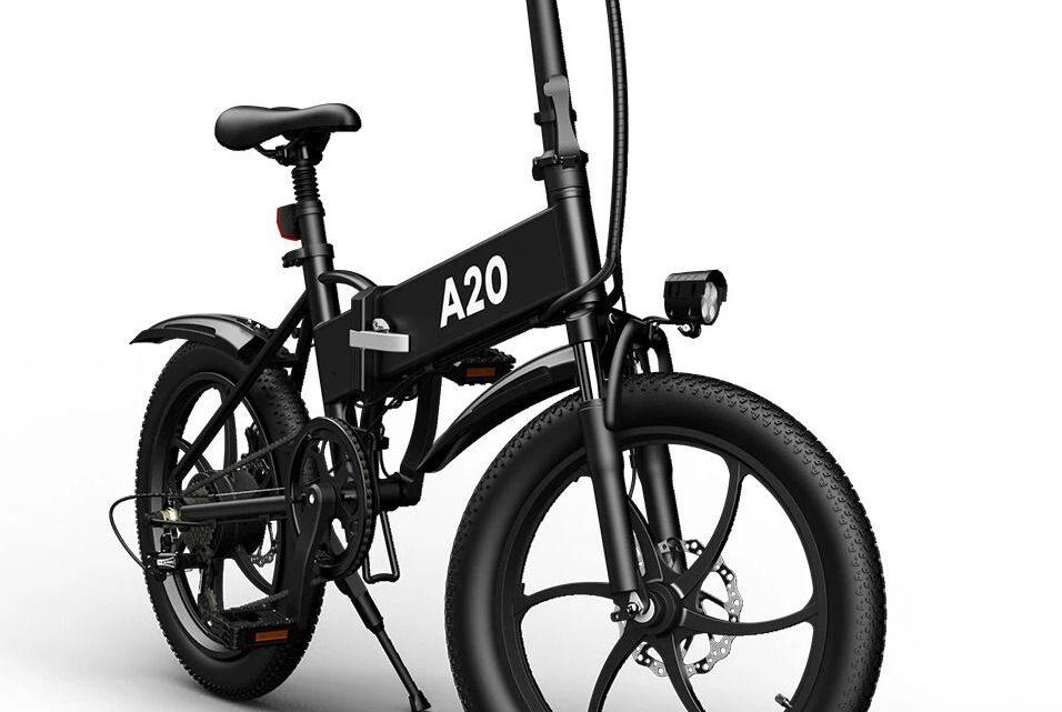 Offerta ADO A20 a 620€, Bici elettrica Super Economica 2021
