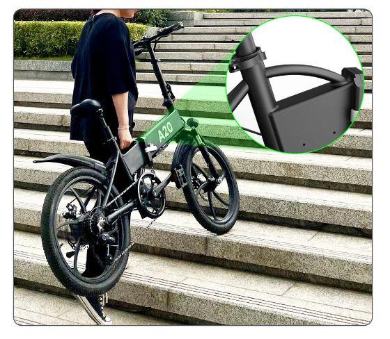 Offerta-ADO-A20-a-620-3 Offerta ADO A20 a 620€, Bici elettrica Super Economica 2021