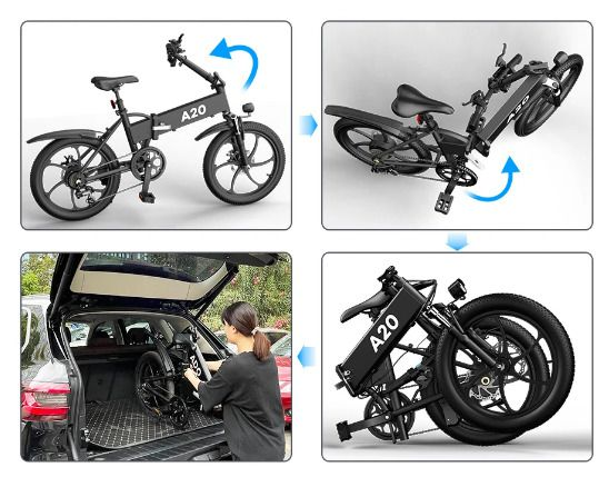 Offerta-ADO-A20-a-620-4 Offerta ADO A20 a 620€, Bici elettrica Super Economica 2021