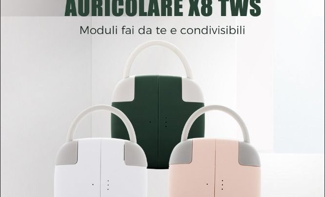 Offerta Alfawise X8 a 29€: Auricolari Cinesi di nuova concezione 2021