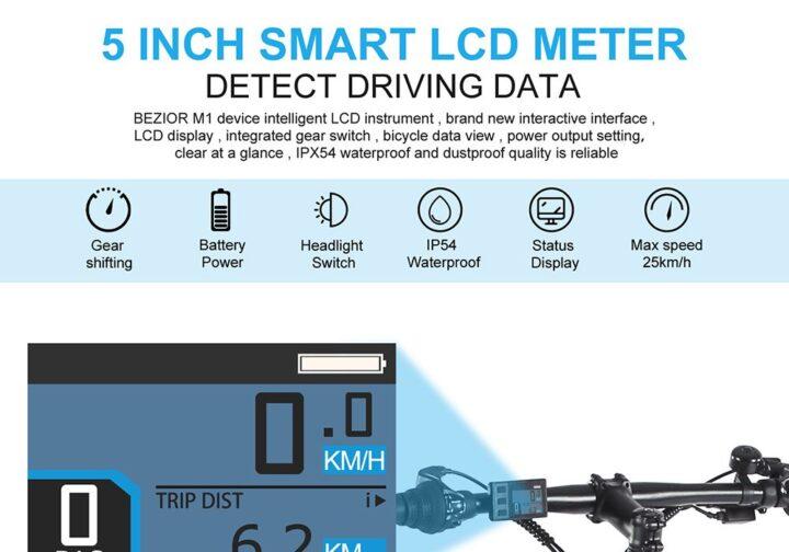 Offerta-BEZIOR-M1-6-720x504 Offerta BEZIOR M1: Migliore MTB Elettrica da 27.5 Pollici