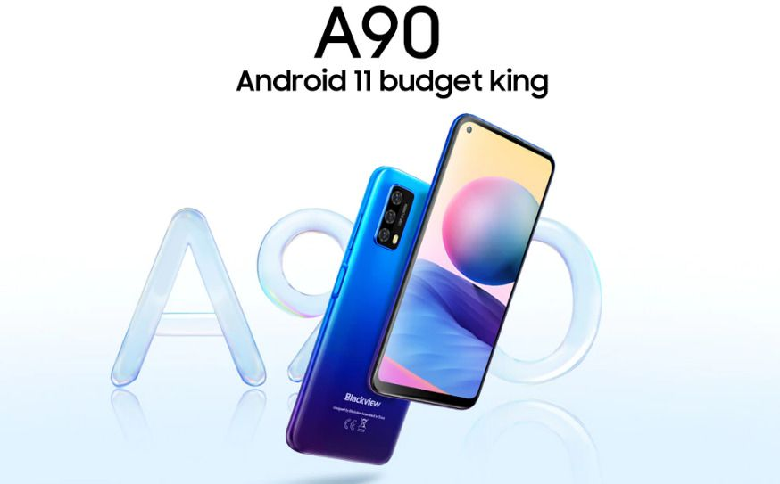 Offerta-Blackview-A90-a-96E-4 OnePlus Nord CE: Miglior Smartphone 5G a 300€!