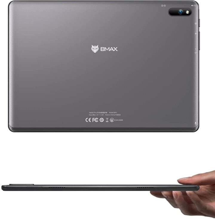 Offerta-Bmax-MaxPad-i10-6-720x734 Offerta Bmax MaxPad i10 a 127€: Tablet Economico 2021 per Video e Social