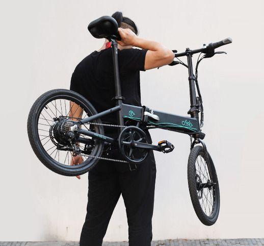 Offerta-FIIDO-D4s-574E-1 Offerta FIIDO D4s 574€, Bici Elettrica 250W più Venduta 2021