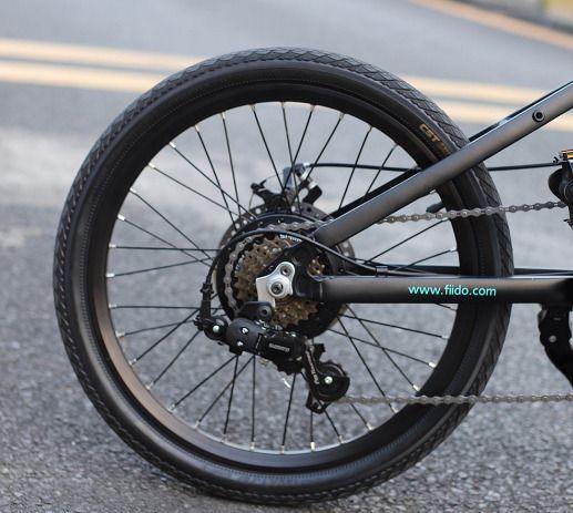 Offerta-FIIDO-D4s-574E-7 Offerta FIIDO D4s 574€, Bici Elettrica 250W più Venduta 2021