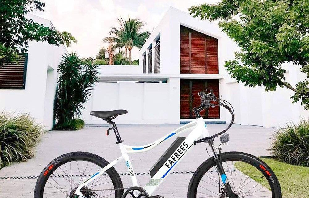 Offerta Fafrees F100: La vera Mountain Bike Elettrica Cinese 2021