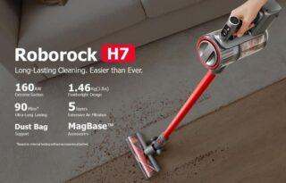 Offerta-Roborock-H7-1-320x205 I migliori aspirapolvere per Peli Animali domestici: Aspirapolvere potenti per animali domestici