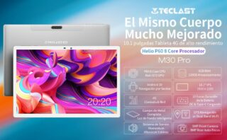 Offerta-Teclast-M30-Pr-3-320x198 Recensione Teclast P20HD, Tablet Cinese 4G per Multimedia