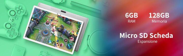 Offerta-Teclast-M30-Pr-4-720x223 Offerta Teclast M30 Pro a 170€, Tablet Cinese per Professionisti 2021
