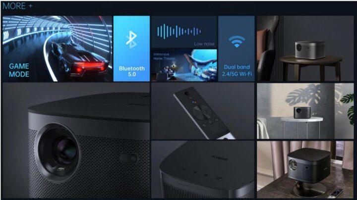Offerta-XGIMI-Horizon-Pro-3-720x404 Offerta XGIMI Horizon Pro: Proiettore 2021 di nuova generazione 4K